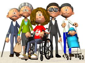 Rollstuhltauglich? Behindertengerecht? Was heißt eigentlich Barrierefrei